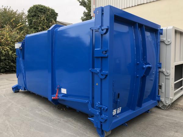 Compacteur à déchet - série PHGT