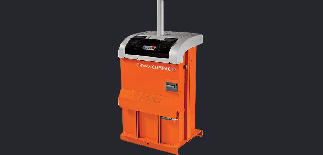 Presse à déchet : Orwak Compact 3115
