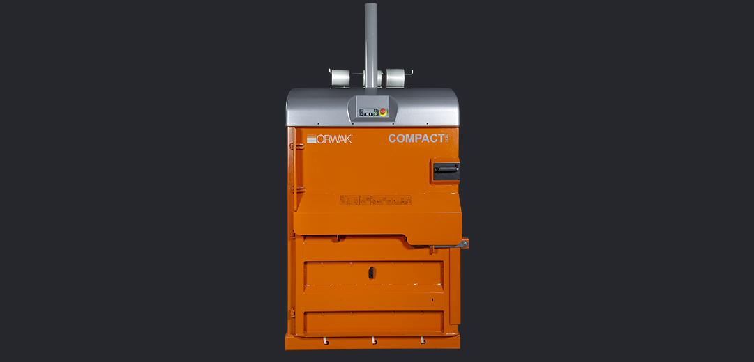 Presse à déchet : Orwak Compact 3120