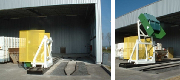 lève-container