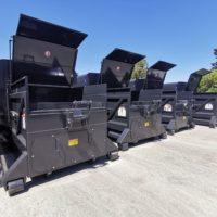 compacteurs à déchets