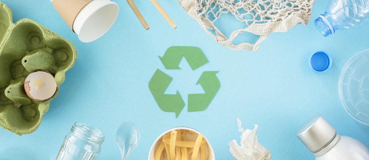 compacteur déchets recyclables